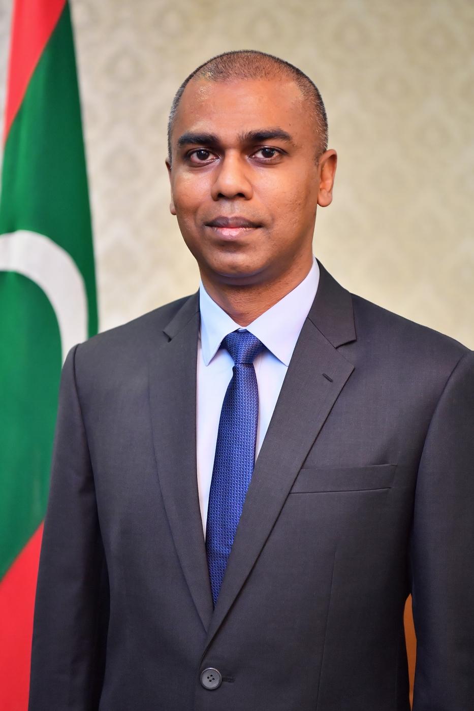 駐日モルディブ共和国大使