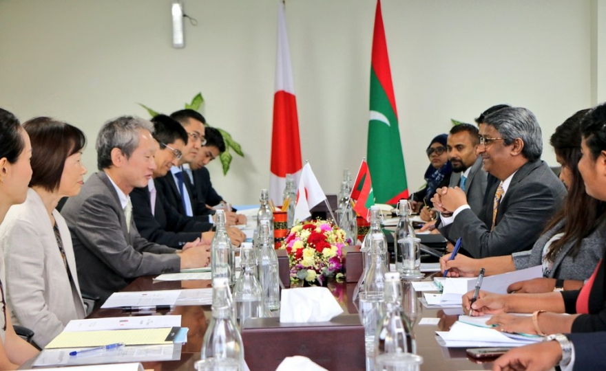 The Second Maldives – Japan Policy Dialogue